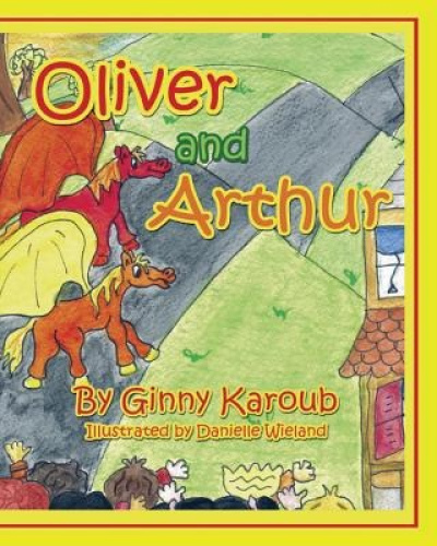 Oliver and Arthur by Ginny Karoub.