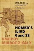 Homer's Iliad 6 and 22