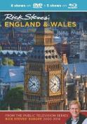 Rick Steves' England & Wales DVD & Blu-Ray 2000-2014
