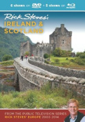 Rick Steves' Ireland & Scotland DVD & Blu-Ray 2000-2014