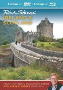 Rick Steves' Ireland & Scotland DVD & Blu-Ray 2000-2014