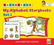 My Alphabet Storybooks: Set 1