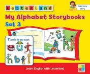 My Alphabet Storybooks: Set 3