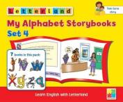 My Alphabet Storybooks: Set 4