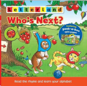Who's Next?: Split Page Book