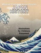 Japan History Coloring Book