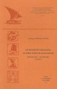 Le Dialecte Sakalava Du Nord-Ouest De Madagascar [FRE]