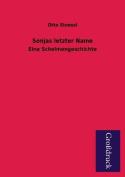 Sonjas Letzter Name [GER]