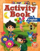 Activity Book: English Age 4+