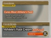 Good Sense Athlete's Foot Relief Cream -- 15ml