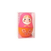 Babushka Cocoa Butter Hand Cream Pink & Orange