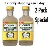 Special 2 pack Corn Huskers Heavy Duty Oil-Free Hand Treatment Lotion 210ml
