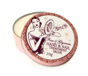 Rose And Co Rose & Glycerine Hand & Nail Treatment Salve For Dry Hands 20g