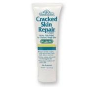 Miracle of Aloe Cracked Skin Repair 120ml, End Cracked Skin on Feet, Hands or Knees, Each Order. Miracle of Aloe Foot Repair Sample!
