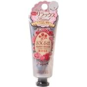 OMI Corp MENTURM | Hand Cream | Shea Butter Hand Cream Rose 35g