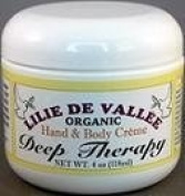 Deep Therapy Hand Creme Organic - 120ml - Cream