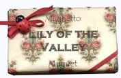 Alchimia Ladybug Lily of the Valley 310ml Handmade Soap Bar From Italy