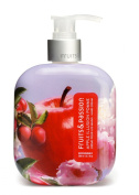 Fruits & Passion Imagine Hand Cream, Apple Illusion, 300ml Pump Bottle