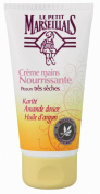 Le Petit Marseillais Nourishing Hand Cream for Very Dry Skin pack of 2. Made in France. 2x75ml