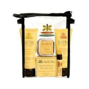 The Naked Bee Orange Blossom & Honey Travel Kit w/Hand & Cuticle Salve