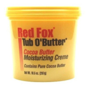 Red Fox Tub O'Butter Cocoa Butter 310 ml
