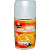 Nature's Paradise, Body Organic, Citrus Splash Lotion, 9 fl oz