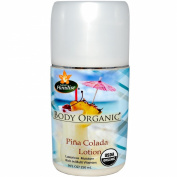 Nature's Paradise, Body Organic, Piña Colada Lotion, 9 fl oz