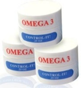 Control-It! 3 Jar ~ 21 Day Fingernail Biting Treatment Only ALL NATURAL SOLUTION, this doctor recommended cream heals cuticles, unlike polish that drys cuticles, STRONGEST SUCCESS RATE Available