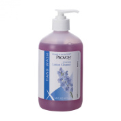 Provon 2313-12 Enriched Lotion Cleanser, 470ml Pump Bottle, Floral Fragrance