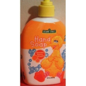 Sesame Street Hand Soap, Banana Berry scent, 240ml
