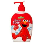 Sesame Street Hand Soap, Cherry Berry Scent, 240ml