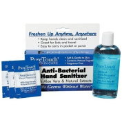 PureTouch Skin Care Instant Anti-Bacterial Hand Gel 120ml travel size