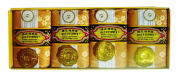 Bee & Flower Sandalwood Soap 130ml, 4 Pack/case