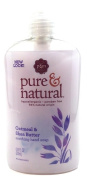 Pure and Natural Oatmeal and Shea Butter Soothing Hand Soap Hypoallergenic Paraben Free 250ml