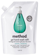 Method Gel Hand Wash Refill Pouch, Waterfall, 1010ml