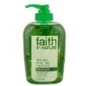 Faith in Nature Hand Wash - Aloe Vera and Tea Tree