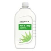 Members Mark, Simply Right Aloe Hand Soap, 2370ml
