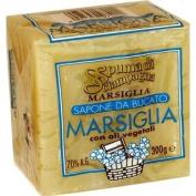 Spuma di Sciampagna Marsiglia Laundry Soap Cube, 300 g