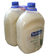 Softsoap Hand Soap Soothing Aloe Vera Moisturising Hand Soap Refill 64 Fluid Ounce Bottle