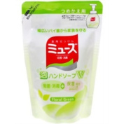 Earth Seiyaku Muse | Hand Soap | Bubble Hand Soap W Floral Green Refill 200ml