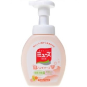 Earth Seiyaku Muse | Hand Soap | Bubble Hand Soap W Fruity Fresh 250ml
