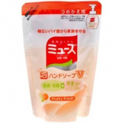 Earth Seiyaku Muse | Hand Soap | Bubble Hand Soap W Fruity Fresh Refill 200ml