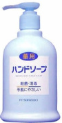 Shiseido FT | Hand Wash | Hand Soap 250ml