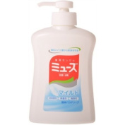 Earth Seiyaku Muse | Hand Soap | Liquid Muse Mild 250ml