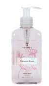Thymes Hand Wash, Kimono Rose, 240ml Pump Bottle