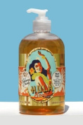 Dolce Mia Hula Girl Pikake Natural Liquid Soap with Olive Oil 350ml Pump