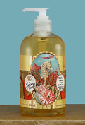 Dolce Mia Reef Tropical Citrus Natural Liquid Soap with Olive Oil 350ml Pump