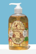 Dolce Mia Vintage Hawaiian Tropical Citrus Natural Liquid Soap with Olive Oil 350ml Pump