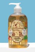 Dolce Mia Vintage Hawaiian Tropical Citrus Natural Liquid Soap with Olive Oil 350ml Pump