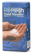 32068 Stoko Refresh Foaming 800ml Food Handlers E2 Hand Soap. Per Each